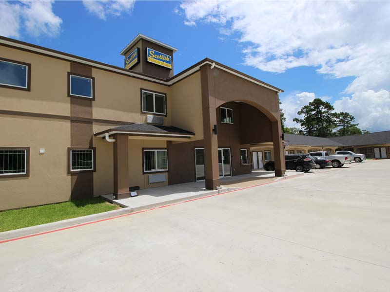 Scottish Inn & Suites Baytown Office
